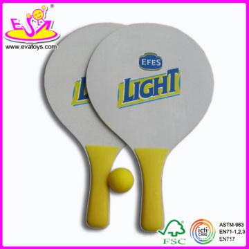 Спортивная игрушка, деревянная ракетка Pingpong (WJ278476)