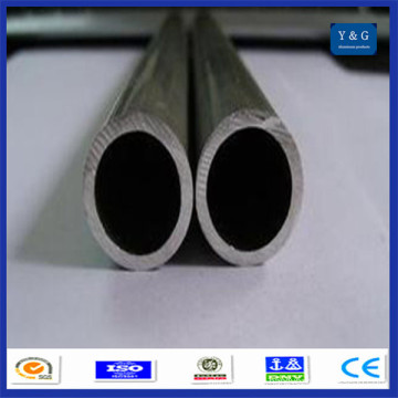 aluminum alloy extruded tube 6082 T6