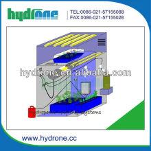 hydroponics equipment/greenhouse equipment
