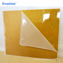 factory price acrylic glitter craft marble patterned plexi sheet