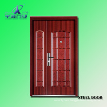 Outside Metal Door