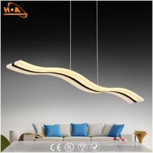 Оптовая декоративный подвесной светодиодный подвесной светильник с дистанционным управлением