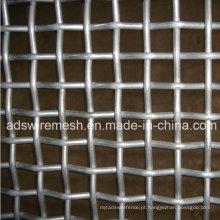 Melhor preço de malha de arame de ferro frisado na China