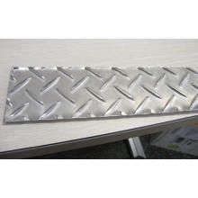 Tisco 316 Stainless Steel Plate/Stainless Steel Checkered Plate (XM4-91)