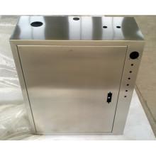 Industrie-Ausrüstungs-Schild für Appliance, Polier-Edelstahl-Verteilung