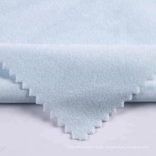 Tissu de velours de doublure de cercueil sans plis