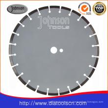 Cuchilla de corte de 350 mm: Sierra de diamante para hormigón armado