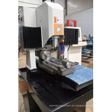 Router de cobre Columned metal da gravura do CNC do molde