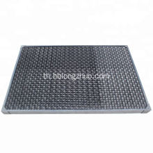 Cooling Tower Air Inlet Louvers เป็นสิ่งกีดขวาง