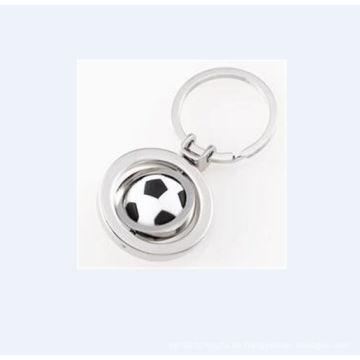 Souvenir Geschenk, Metall Fußball Schlüsselanhänger (GZHY-KC-007)