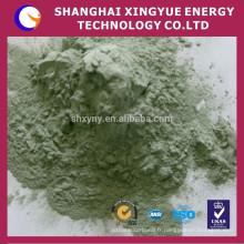 prix d'usine du fabricant d'or de carbure de silicium vert