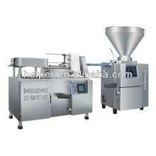filling machine and high capability twisting machine