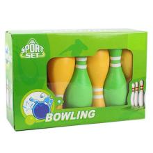 En71 Genehmigung Sport Spielzeug PE Material 22cm Bowling Ball für Kinder (10183968)