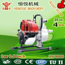 outils de jardin 25cc quatre-temps essence grande puissance pompe petite honda eau pompe à eau