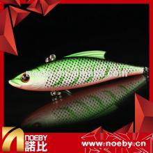 Vib stylo en plastique attrait de pêche meilleure qualité pêche à la neige minnow