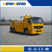 HOWO Tire Lift Tow Heavy Recovery Vehicle