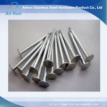 Umbrella Head Galvanized Roofing Nails (FACTORY)