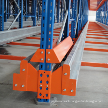 Adjustable Radio Shuttle Racking