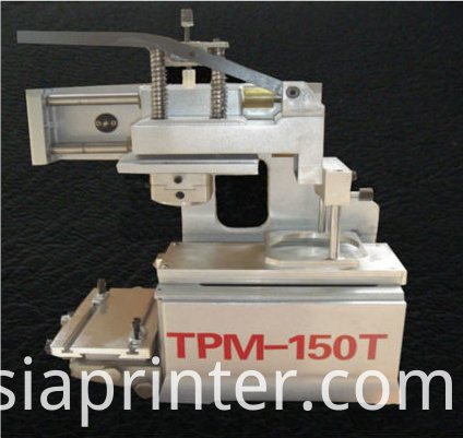1 color manual operation printing machine
