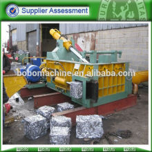 hydraulic press scrap metal baler