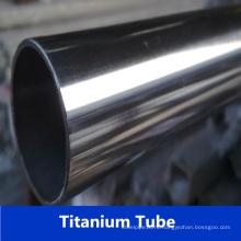 ASTM 409L Бесшовная нержавеющая сталь титановая трубка от завода Китая