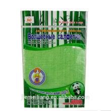 Boa venda pano de bambu pano e pano de bambu microfibra pano e fibra de lavar roupa