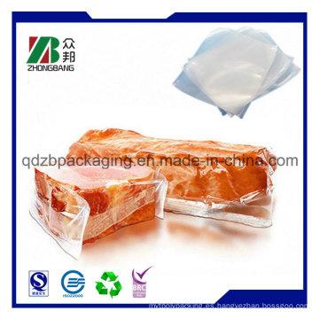 3 bolsas de vacío selladas laterales para embalaje de alimentos
