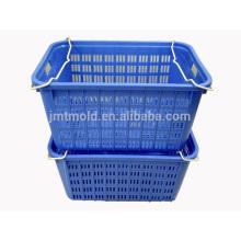 Guter Preis Kundenspezifische Formen Kunststoff Mesh Körbe Mould Basket Moulds