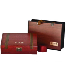 Leatherette paper Wooden Paper for tea box