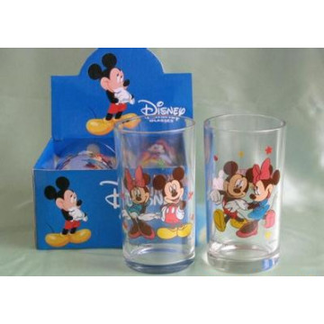 Heat Transfer Film for Mickey glass