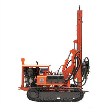 Máquina destornillador de anclaje de tierra