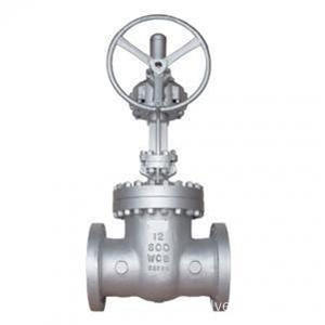 A217 WC9 A217 WC9 bonnet gate valve