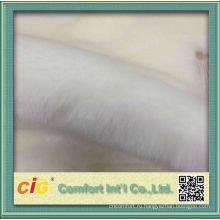 Белый Акрил Искусственный Мех Сделано В Китае