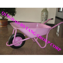 Russia popular Metal wheelbarrow 80L