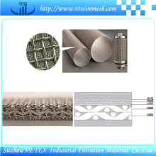 Stainless Steel 304 Sintered Wire Mesh