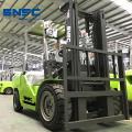 Diesel Motor 4 Tonne Diesel Gabelstapler