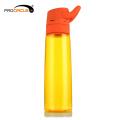 600 ML Outdoor Sport MP3 Musik Kunststoff Wasserflasche