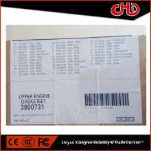 High quality CCEC Marine diesel engine K50 upper gasket kit 3804299 3800731