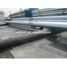 astm a53 ms hot dipped galvanized water well pipe