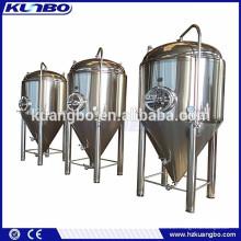 Réservoir de fermentation de la bière 1000L, équipement de fabrication de bière, équipement de brassage de bière