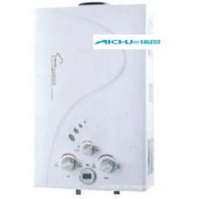 Calentador de agua a gas instantáneo sin tanque de ducha 12L