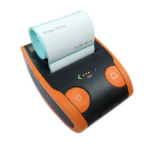 Tragbarer Bluetooth-Thermoetikettendrucker