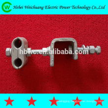 electric power fittings/ Line fitting clamp/down lead clamp