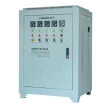 SBW-F-Serie Dreiphasen-Split-Phase Regulierung vollautomatischer kompensierter Spannungsstabilisator 50k
