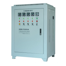 SBW-F Series Three-Phase Split-Phase Regulating Full-Automatic Compensated Voltage Stabilizer 50k