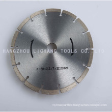 Steel Color Diamond Blade for Dry Cutting