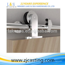 China Factory stainless steel tempered glass door hardwares / sliding door