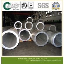 Fábrica DIN 1.4462 Tubo sem costura de aço inoxidável