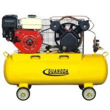 Compresor de aire diesel gasolina impulsado por