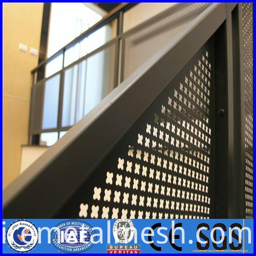 Best Price Perforated Metal
